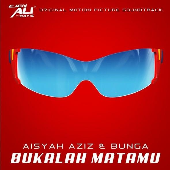 Lirik Lagu Bukalah Matamu (OST Ejen Ali The Movie)