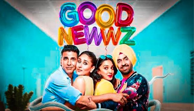 Good Newwz Movie Download Trailer, Posters, Release Date Twitter Tweets & Star-Cast