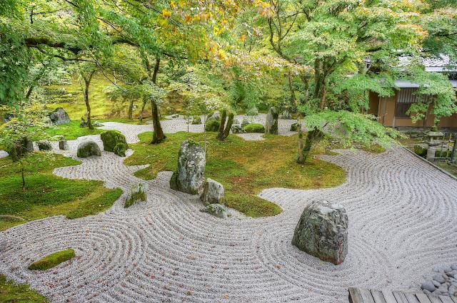 Komyozenji zen garden