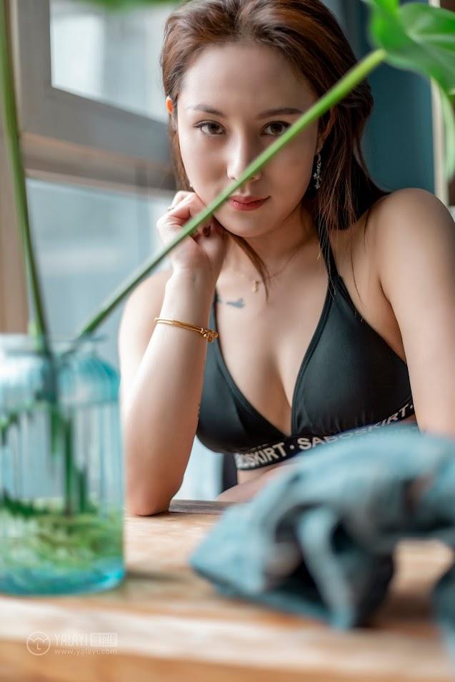 YALAYI雅拉伊 2019.05.21 No.284 牛仔的诱惑 雅辛