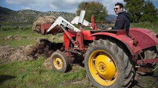 The Real Greek Survivors: Αγρότης για μια Eβδομάδα, στον ΑΝΤ1