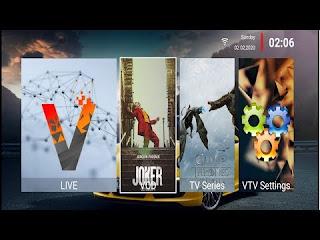 Vtv IPTV + 5 CODES ACTIVATION 2020-2021