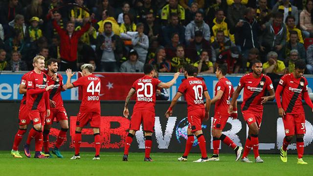 [Video] Cuplikan Gol Leverkusen 2-0 Dortmund (Liga Jerman)