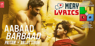 Aabaad Barbaad Lyrics By Ludo
