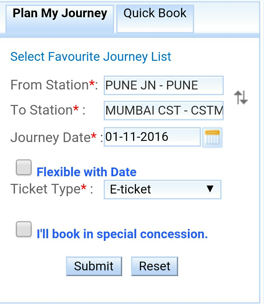 How To Book Irctc Next Generation E Ticket In Easy Steps