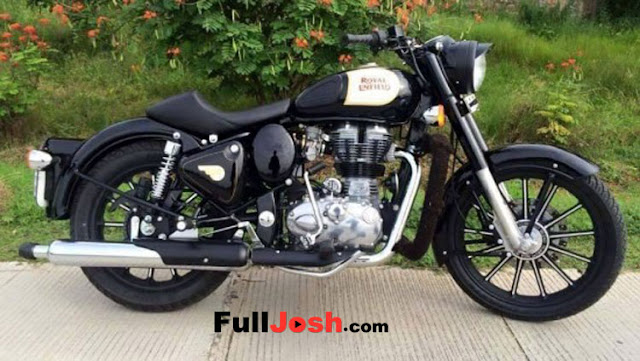 Royal Enfield Motorcycle Sales In October Is High !