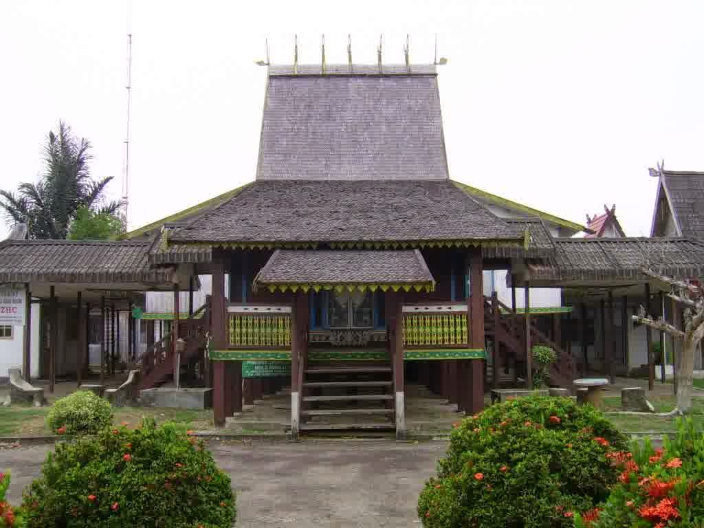 Tinggi Limas 24 Traditional Houses In Indonesia Purba Java