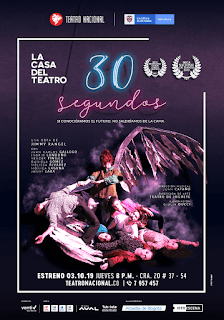 POS 30 SEGUNDOS | Teatro Nacional