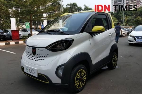 pemasaran mobil listrik