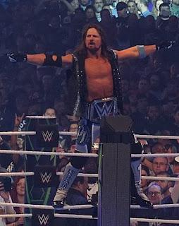AJ  Styles wiki,Bio,Age,WWE career,Wife and More