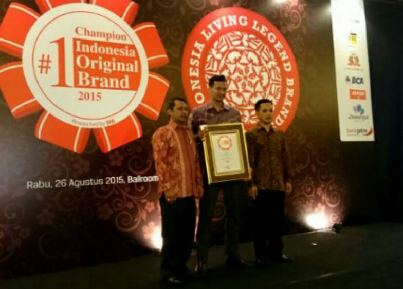 Penghargaan Produk Axioo