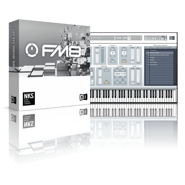 Native Instruments FM8 v1.4.4 Full version