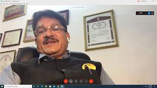 लोक अभियोजक बने सामाजिक परिवर्तन का साधन - श्री पुरूषोत्तम शर्मा