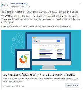 كيفية عمل إعلان فيسبوك ناجح 11