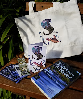 Stormbird Press goodie bag