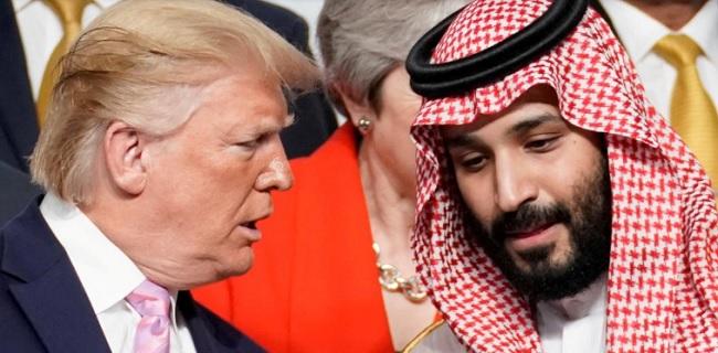 Jika Trump Tarik Militer AS, Bagaimana Nasib Arab Saudi?