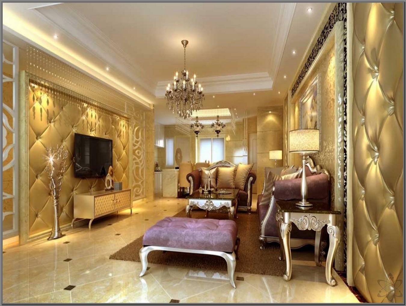 Interior Rumah Mewah Bergaya Eropa - 267.4KB