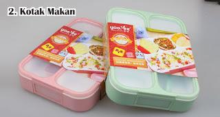 Kotak Makan bisa menjadi hadiah menarik untuk anak-anak saat 17an