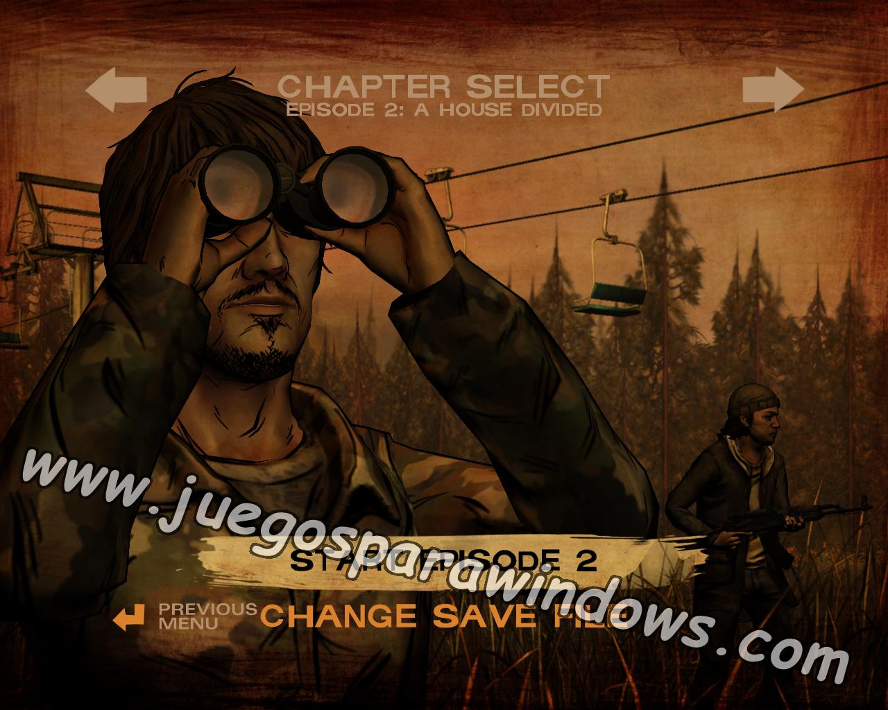 The Walking Dead Season 2 Episode 3 In Harm's Way Full PC (RELOADED) 4