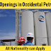 Latest Job Opportunities in Occidental Petroleum - USA | Canada | Oman