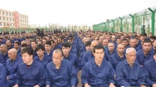 China Muslims Repressed, Monitored, Forced into Camps.