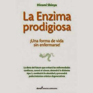 La Enzima Prodigiosa - Hiromi Shinya