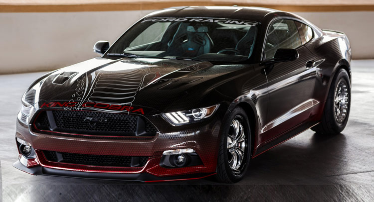 ford 39 s new king cobra mustang will get you to the 1 4 mile in. Black Bedroom Furniture Sets. Home Design Ideas