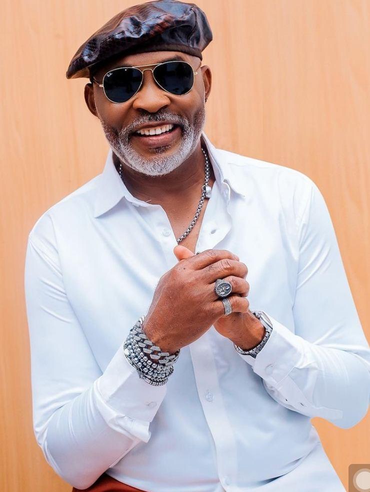 Richard Mofe Damijo celebrates birthday