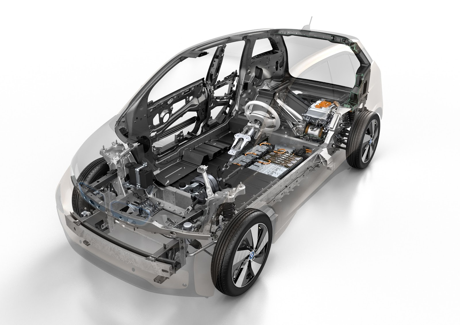 Bmw Reveal In Depth Details On I3 Ev Ahead Of Launch Electric