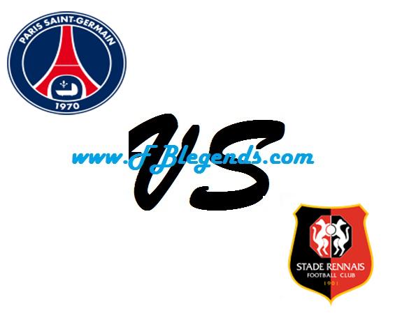 مشاهدة مباراة باريس سان جيرمان ورين بث مباشر الدوري الفرنسي بتاريخ 16-12-2017 يلا شوت