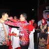 Camat Biringkanaya Dampingi Pj Walikota Makassar di Malam Ramah Tamah HUT RI Ke 74 Tahun