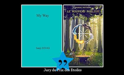 Livre : Jury du Prix des Etoiles - Février 2020