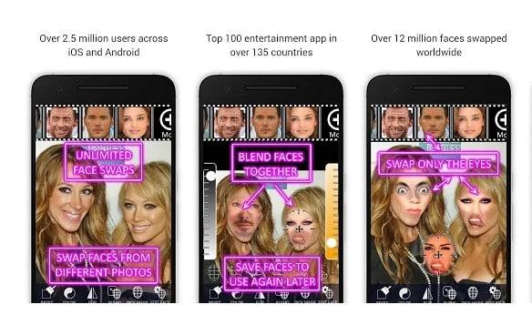 Merubah Wajah Jadi Tua dan Ganteng? Pake 'Face Apps' Android