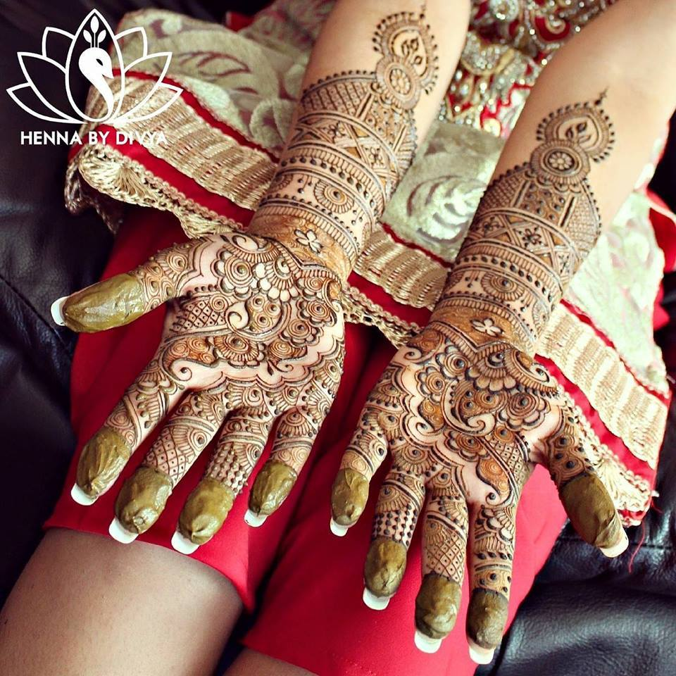 Double Hand Mehndi Designs Beautiful Henna Designs Stylish And