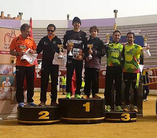 Marathón Aranjuez en CombiDos Torrejón