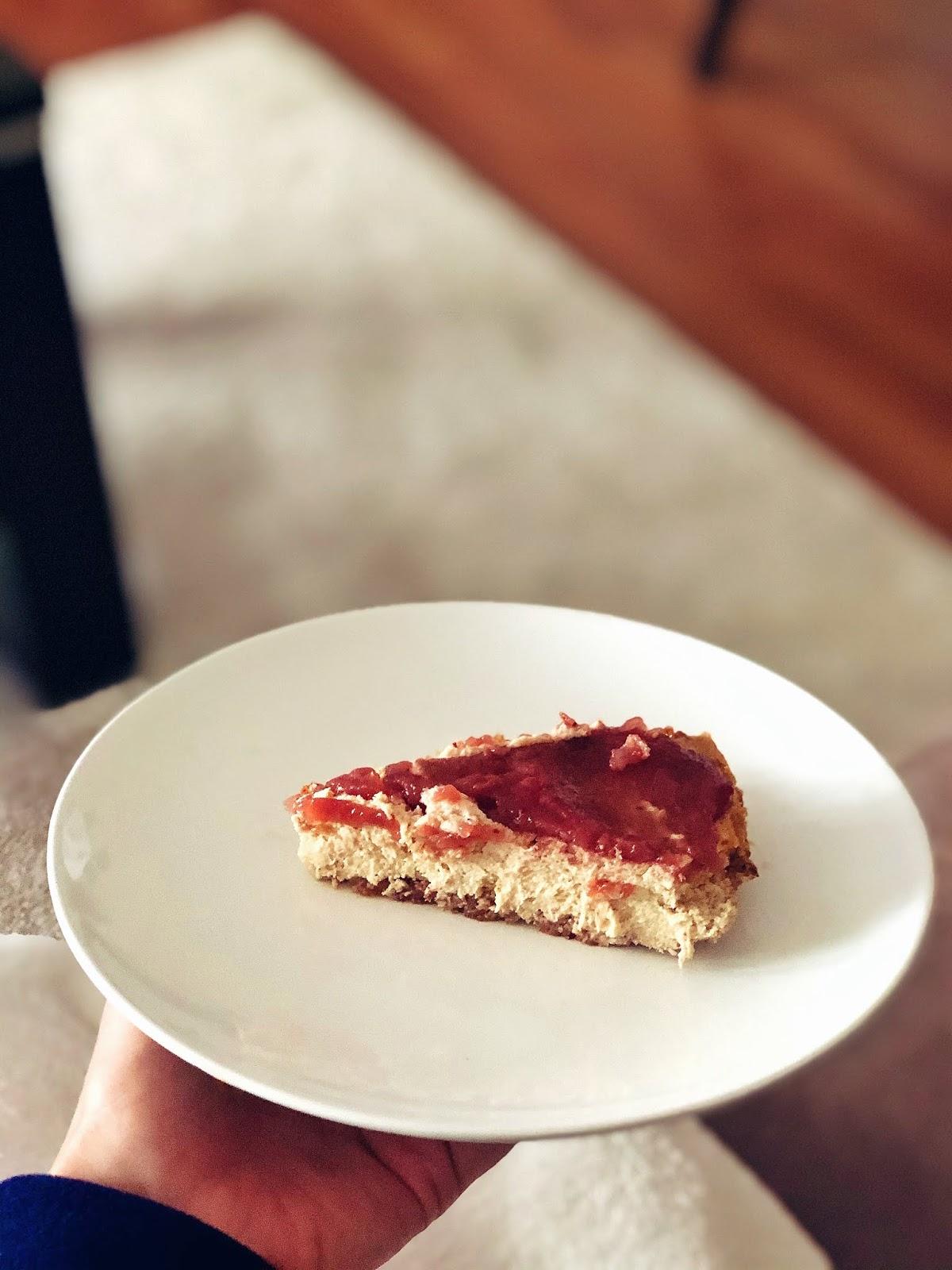 Fitness And Chicness-Receta Vegan New York Cheesecake-2