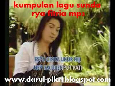 kumpulan lagu sunda rya fitria mp3