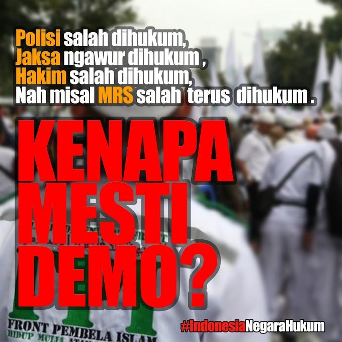 Trending Tagar #IndonesiaNegaraHukum Di Twitter