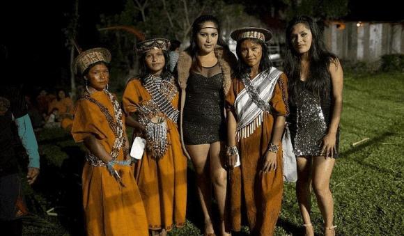 Bộ lạc 'nữ nhi quốc' giống Tây Du Ký ở Amazon: Trọng nữ khinh nam, phụ nữ sinh sản theo cách đặc biệt