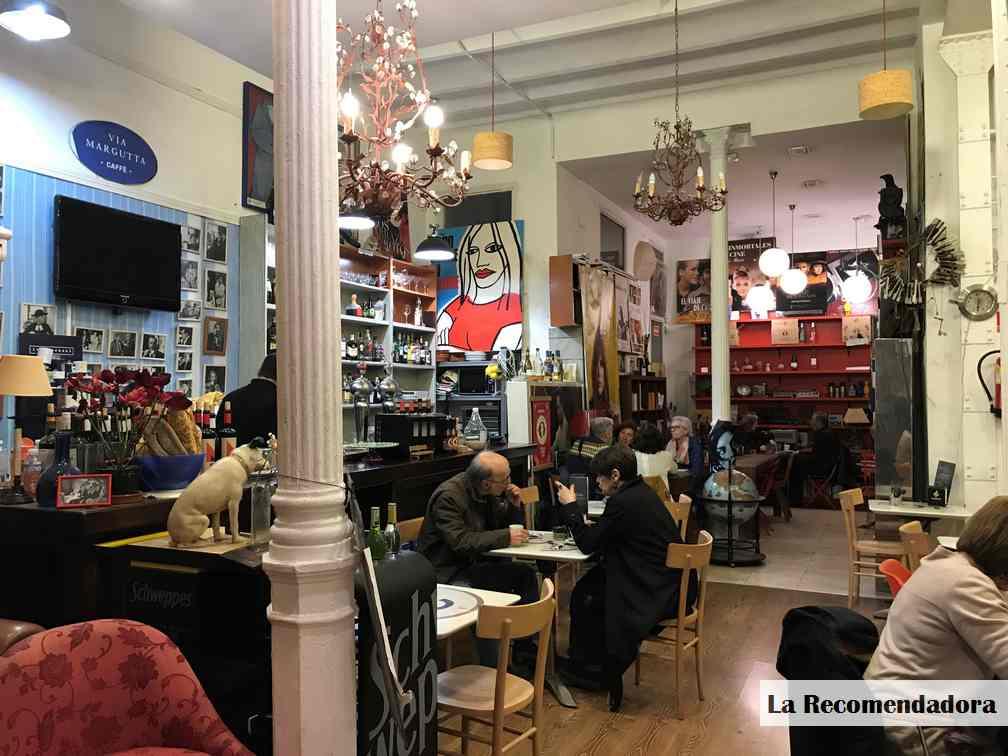 Librería 8 y medio Madrid