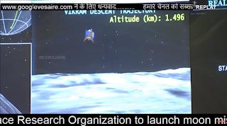 ISRO - France Atterrissage de Chandrayaan-2 sur la surface lunaire (fr) Mission Chandrayaan 2 Lunes (fr) match