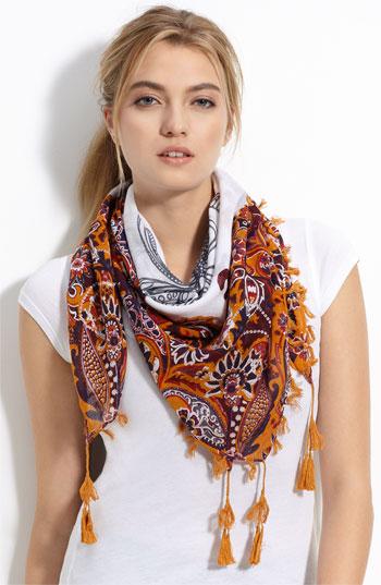 Scarves For Girls Winter Scarves 2012 Summer Stye