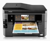Epson WorkForce 845 Printer Driver