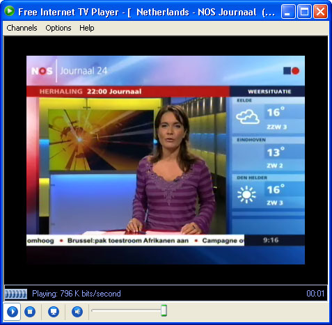 Free Download Software Internet TV