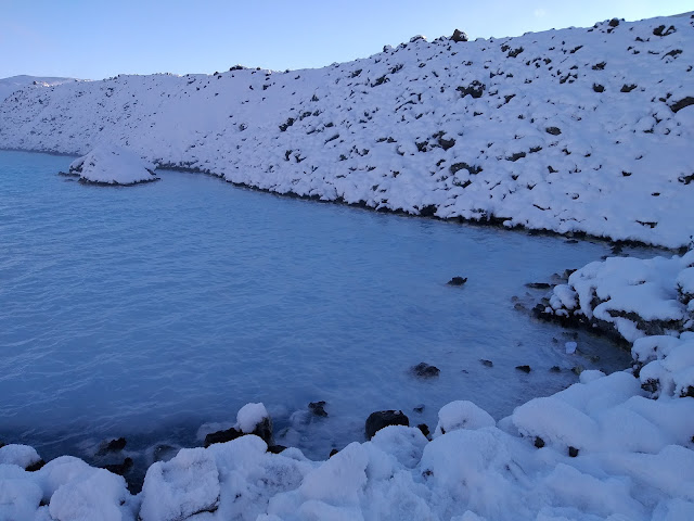 Blue Lagoon Blaa Lonid