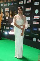 Lakshmi Prasanna in Transparent Saree Spicy Sleeveless Choli at IIFA Utsavam Awards 2017  Day 2  Exclusive 08.JPG