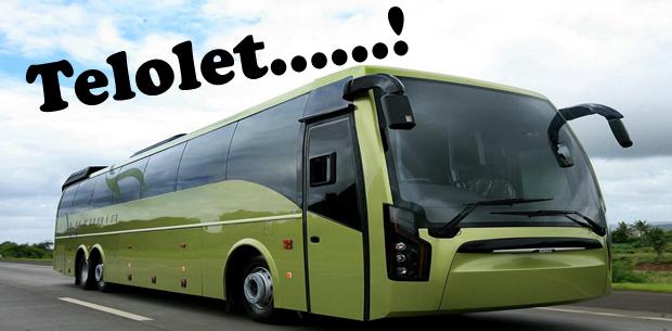 Tips Cara Berburu Telolet Bus Dengan Aman