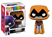 Funko Pop! Raven ORANGE