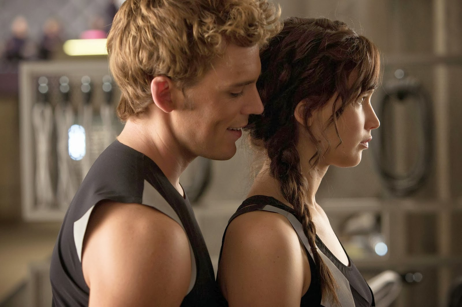 The Ace Black Movie Blog Movie Review The Hunger Games Catching Fire 2013