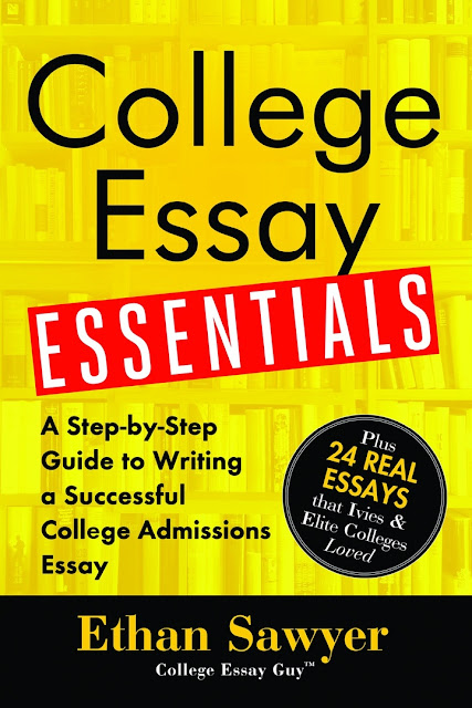 College Essay Essentials A Step-by-Step Guide to Writing